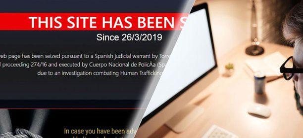 Sihteeriopisto-sivulla kerrotaan sivuston sulkemisesta.