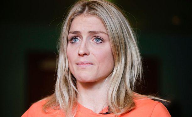 Therese Johaug pettyi FIS:n ratkaisusta.