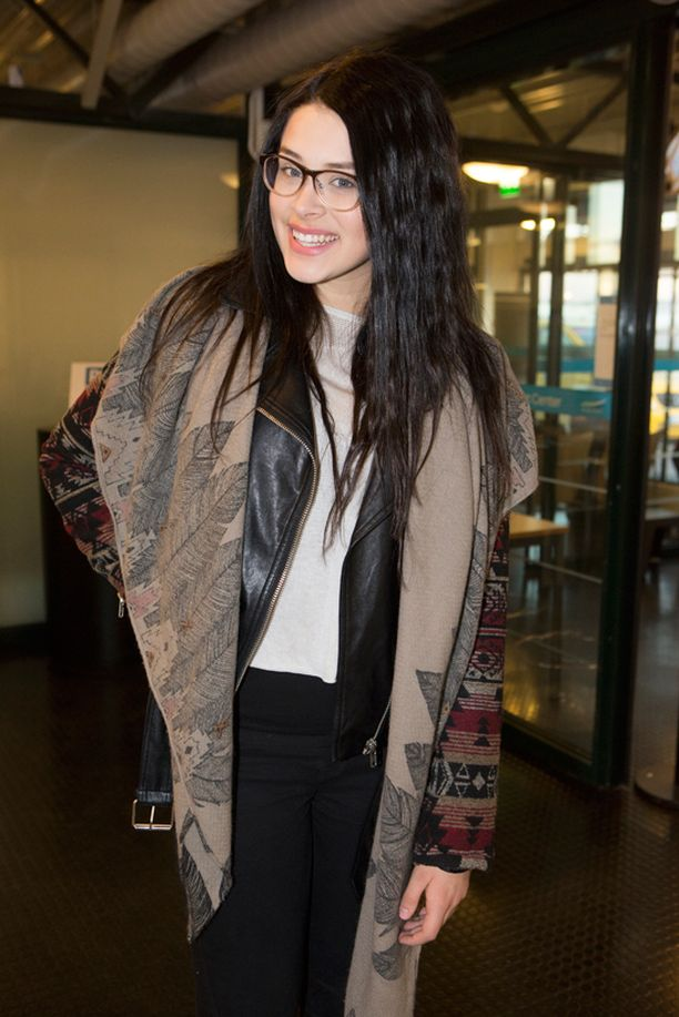 Sara Forsberg muutti Kaliforniaan jo toukokuussa.