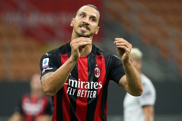 Zlatan Ibrahimovic on aloittanut tämän kauden mainiosti.