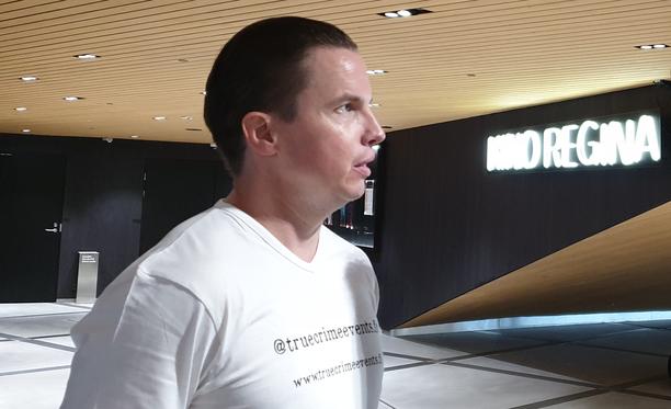 Janne Raninen järjesti True crime -tapahtuman viime kesänä.