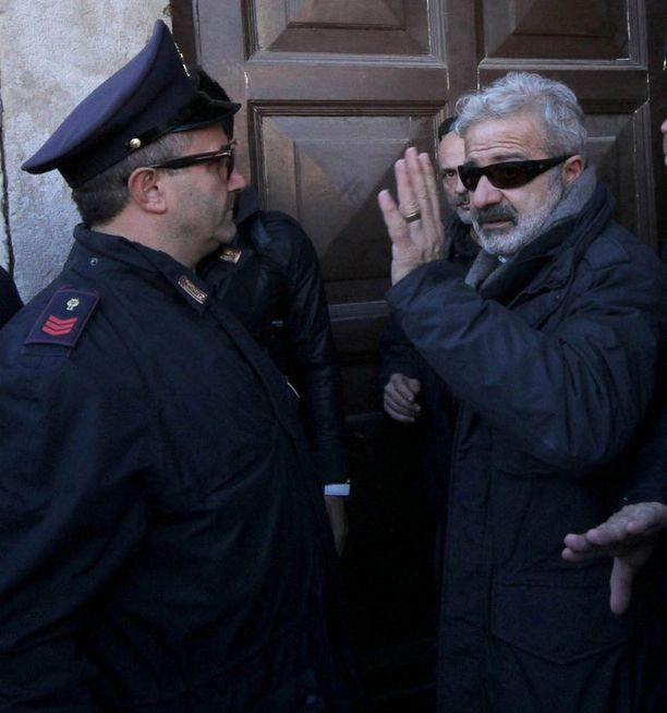 16 vuotta pakoillut Camorra-mafian johtaja Michele Zagaria saatiin kiinni joulukuussa 2011.