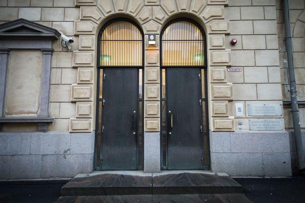 Finanssivalvonta toimii Helsingissä Snelmanninkadulla.