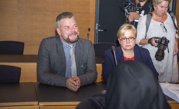 Helsingin käräjäoikeus on hetki sitten antanut tuomionsa Jari Sillanpäätä koskevassa huumausainerikosasiassa.