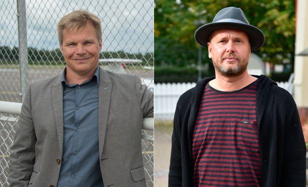 Muun muassa entinen F1-kuljettaja Mika Salo ja elokuvaohjaaja Antti Jokinen tukevat eutanasia-kansalaisaloitetta.