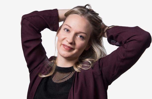 Saija Väisänen.
