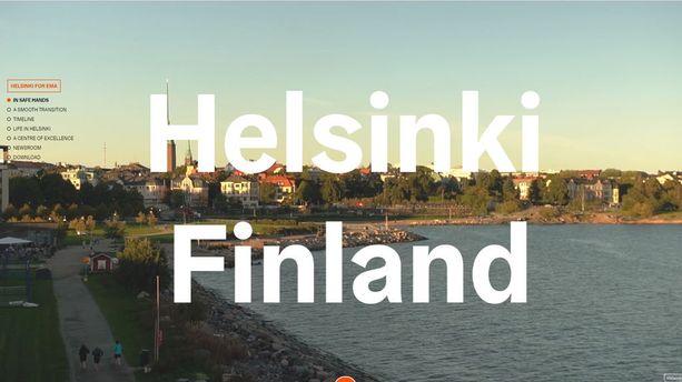 Ruutukaappaus Suomen lääkevirastokampanjavideosta. Video on katsottavissa osoitteessa emahelsinki.fi.