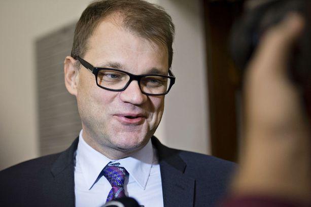 Berner on saanut pääministeri Juha Sipilältä (kesk) vankkumattoman tuen.