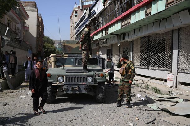 Afganistan on ollut sodan kaltaisissa olosuhteissa viimeiset 40 vuotta.