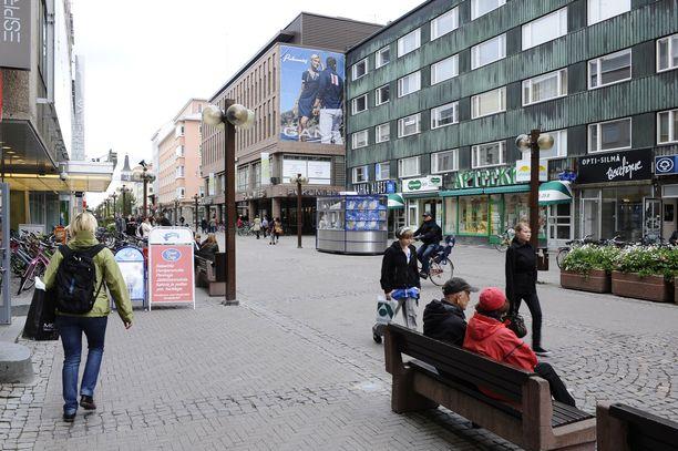Oulussa epidemia on kiihtymisvaiheen kynnyksellä.