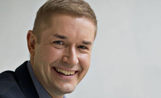Marco Bjurström uskoo kehittyvänsä jatkossa vieläkin paremmaksi uutisankkuriksi.