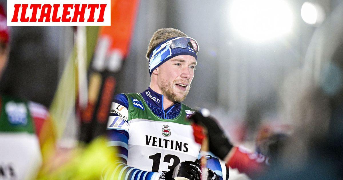 Suomen uusi hiihtokomeetta räväytti taas  tyrmäys mestariluotsien...