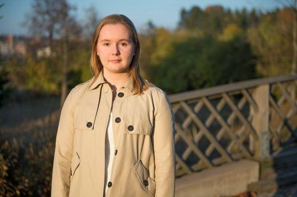 Anuleena Asikainen oli haaveillut vaihto-oppilasvuodesta Yhdysvalloissa pitkään.