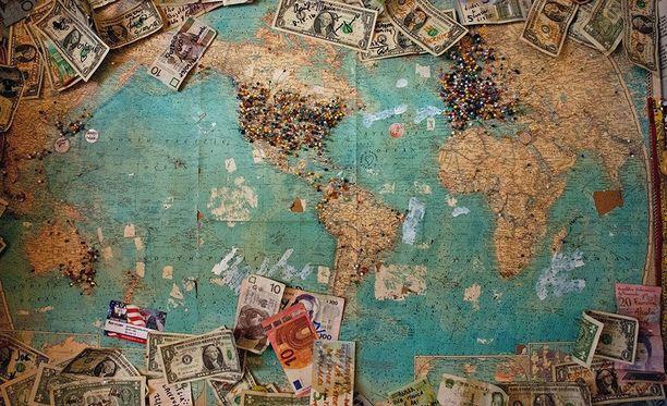 Maailman kiertäminen onnistuu, vaikka sitä valloittaisikin vain vähän kerrallaan.