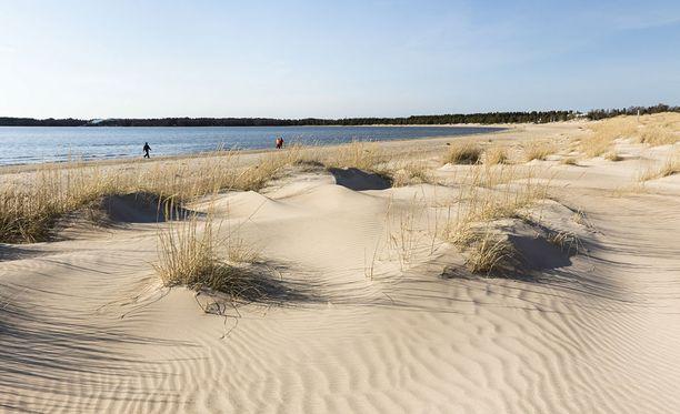 Yyteri on hintavertailun perusteella Suomen kallein ranta.