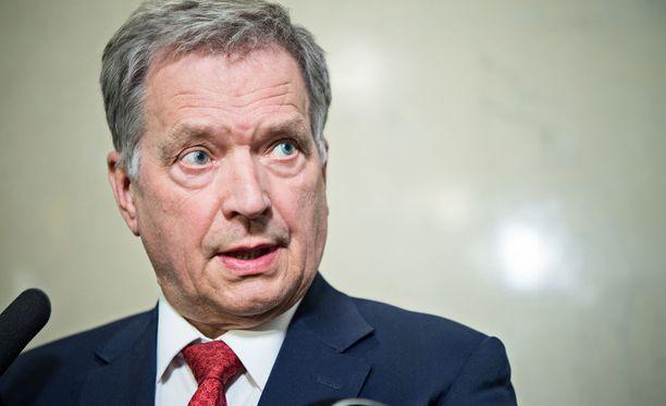 Presidentti Sauli Niinistö vierailee heinäkuussa Brysselissä sotilasliitto Naton huippukokouksessa.