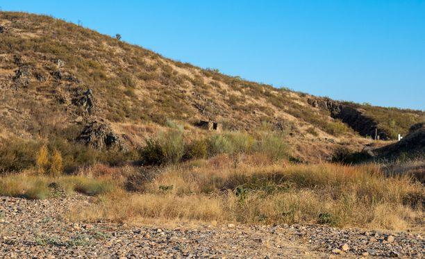 Toledon maakunnan vuoristomaisemat ovat karuja, ja syrjäseudut ovat tyhjentyneet asukkaista.
