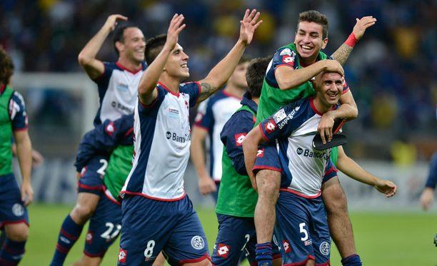 Copa Libertadores, Etelä-Amerikan oma Mestarien liiga, oli vuonna 2014 San Lorenzon juhlaa.