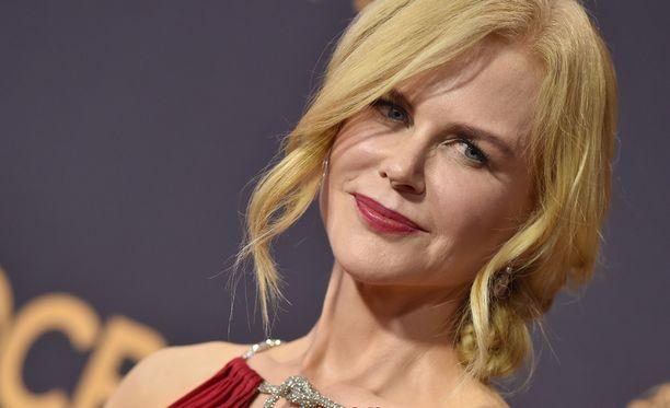 Nicole Kidman puhui parisuhdeväkivallasta palkintopuheessaan, kirjoittaa Variety.