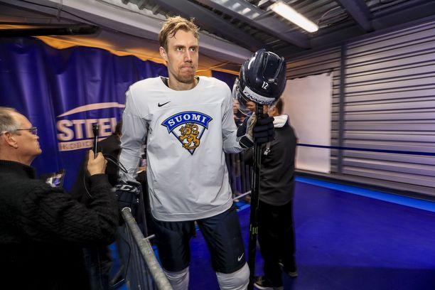 Leijonien kapteeni Marko Anttila ottaa torstaina mittaa neljästä tanskalaisesta seurakaveristaan.