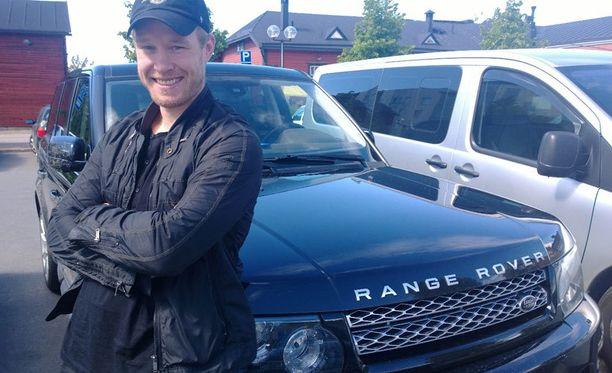 Janne Niinimaa viettää kesäänsä Oulussa.