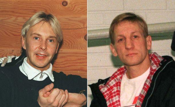 Matti Nykänen ja Tarmo Uusivirta kohtasivat Jyväshovin tansseissa. Nimikirjoituksien antamisesta tuli riitaa.
