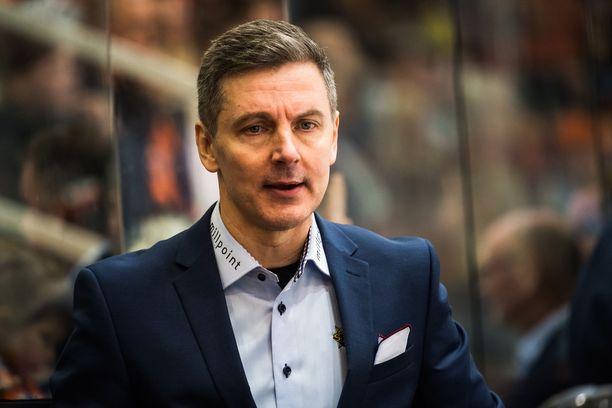 Tero Lehterän valmentama SaiPa on tukevasti kuuden parhaan sakissa.
