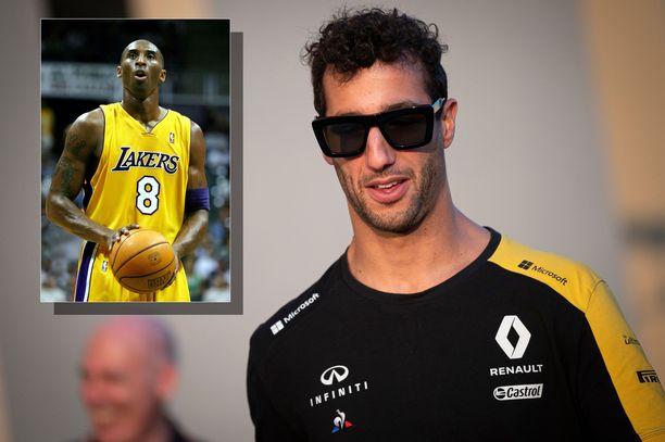 Kobe Bryantin (vas.) kuolema on järkyttänyt urheilumaailmaa.