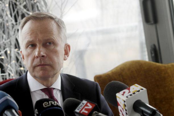 Ilmars Rimsevics pidätettiin hiljattain, ja hän sai syytteet lahjusten vastaanottamisesta.