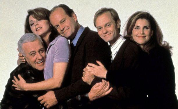 Frasieria tehtiin vuosina 1993-2004.