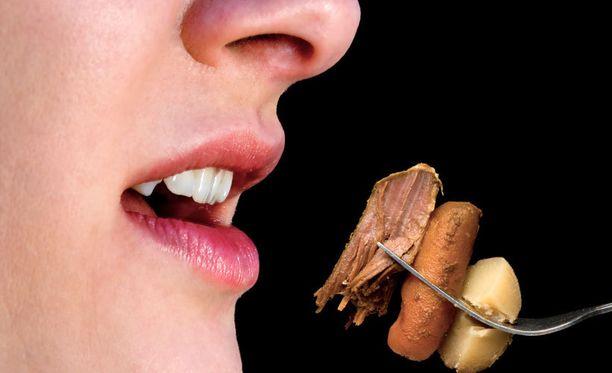 Monipuolisessa ruokavaliossa on yleensä riittävästi proteiinia.