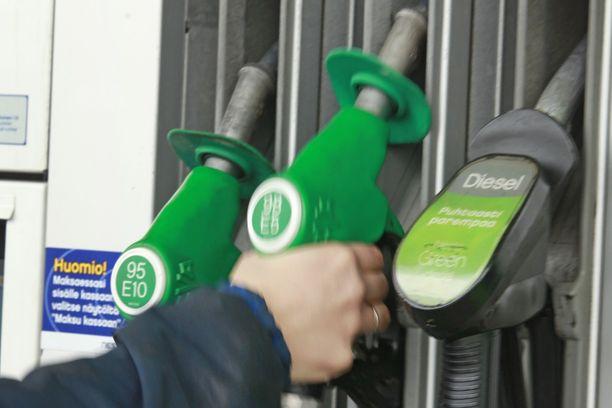 Tankkaus on taas halventunut veronkorostuksesta huolimatta.