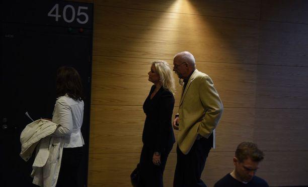 Karita Mattila todisti kunnianloukkausoikeudenkäynnissä toukokuun lopussa.