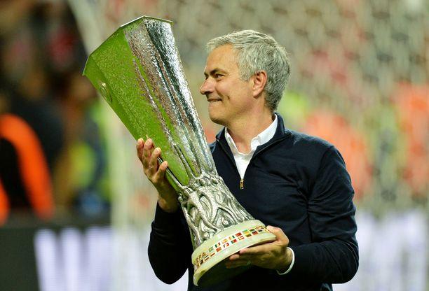 Tukholmassa voitettu Eurooppa-liiga jäi José Mourinhon parhaaksi saavutukseksi Manchester Unitedissa.