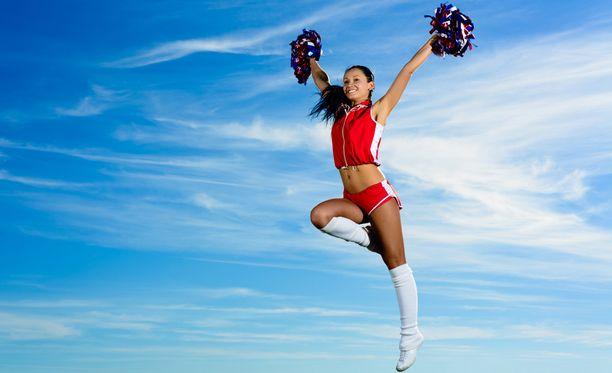 Kiinan toimistoihin tarjotaan cheerleadereita kannustamaan työntekijöitä.