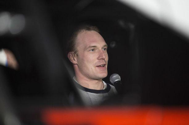 Jari-Matti Latvala unelmoi yhä maailmanmestaruudesta.