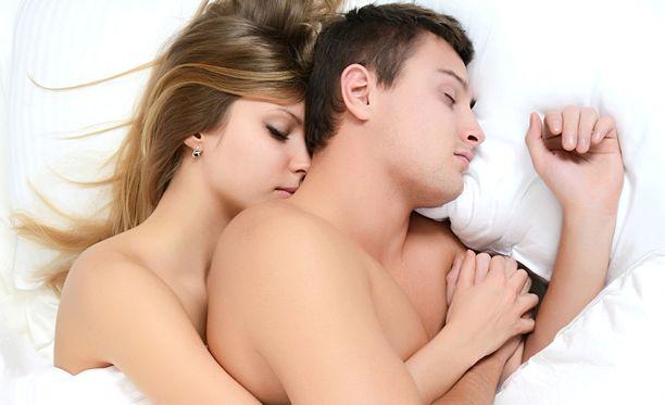 Nukkuessamme voi tapahtua paljon.