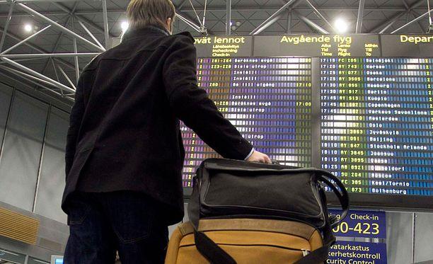 IAU on jälleen uhannut haitata lentoliikennettä alkavan viikon keskiviikkona, torstaina ja perjantaina, mikäli sopua ei sitä ennen synny.