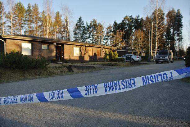 15-vuotias tyttö löydettiin huhtikuussa surmattuna Seinäjoella. Teosta epäillään samanikäistä tyttöä.
