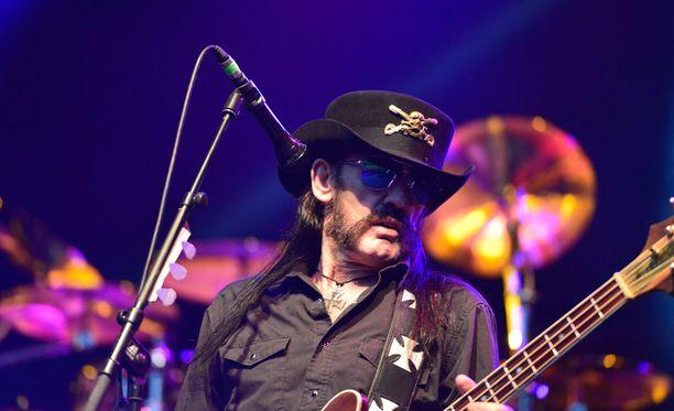 Motörhead esiintyi Cornwallissa kesäkuussa.