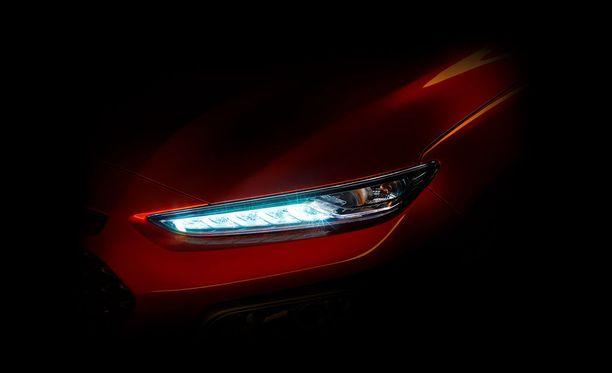 Hyundai Kona esitellään tulevaan kesään mennessä.