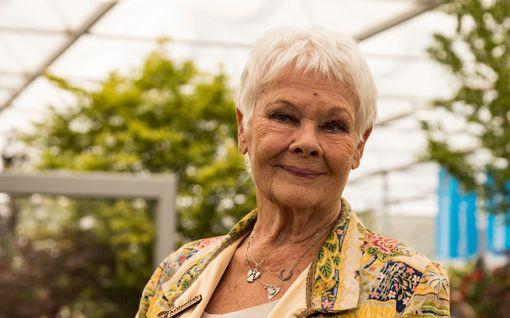 Näyttelijä Judi Dench, 85, nauttii rakkauselämästään: yhteisiä uinteja, samppanjaa ja paljon naurua