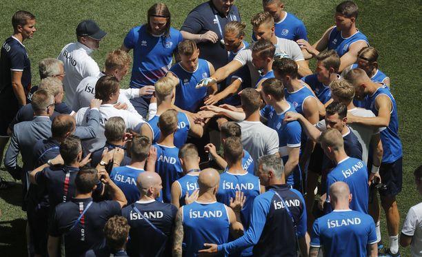 Islannin pienestä väkiluvusta on jälleen löytynyt uusi ihmettelyn aihe.