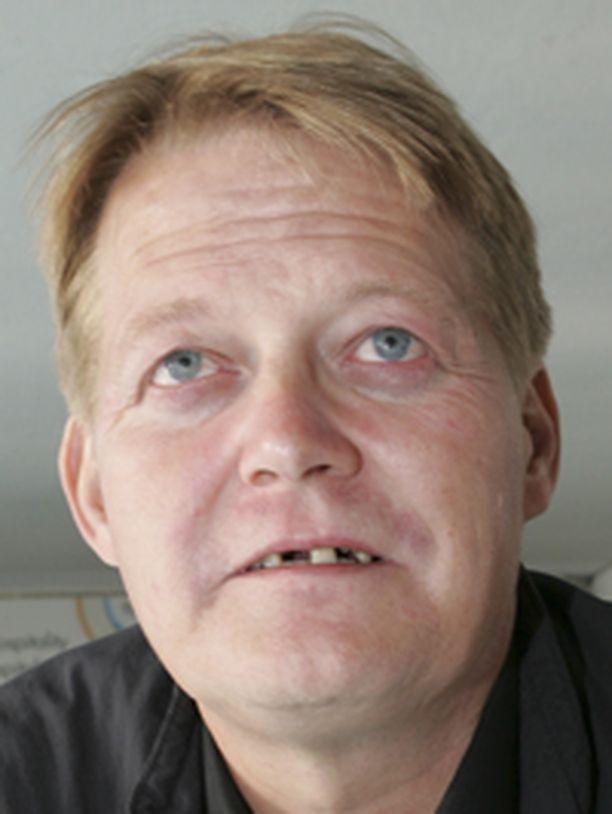 Seppo Räty on itse kuusinkertainen arvokisamitalisti.