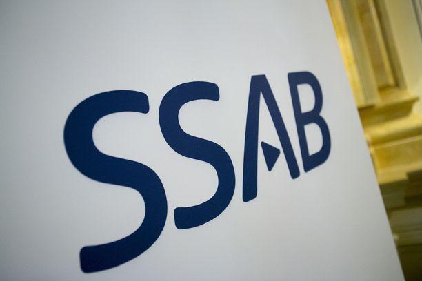 SSAB:lla on Raahessa terästehdas.