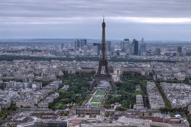Väitetty pahoinpitely ja uhkailu tapahtui kruununprinsessan isän omistamassa luksusasunnossa Pariisissa.