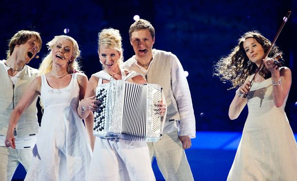 Kuunkuiskaajat olisi päässyt esiintymään myös Euroviisujen finaalissa vuonna 2010, jos käytössä olisi ollut uusi pistelaskutapa.