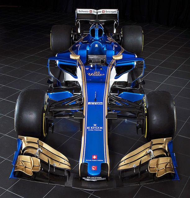 Pirellin renkaat ovat huomattavasti suuremmat tulevalla kaudella.