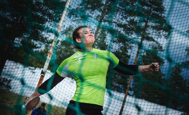 Sanna Kämäräinen oli viime vuonna EM-kisoissa seitsemäs.