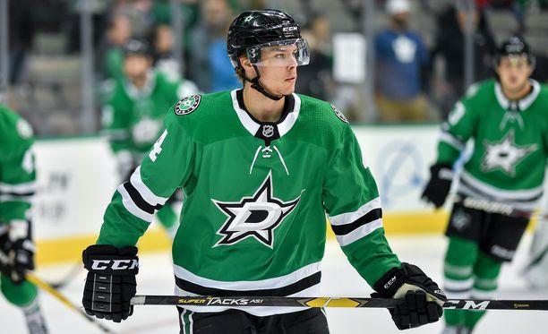 Dallas Starsin puolustaja Miro Heiskanen pääsee All Stars -otteluun heti ensimmäisellä NHL-kaudellaan.
